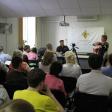 Прошла встреча Усмановой Ирины с читателями книг.