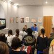 """Фотоотчет презентации """"Живой Поэзии"""" Ксении Мишариной в Москве 17.11.18."""