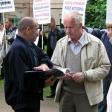 Отчёт о проведении пикета 9 июня 2010 года
